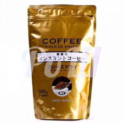 Кофе,соусы,приправы-продуктовый из Японии — Растворимый кофе-Япония Seiko — Кофе и кофейные напитки