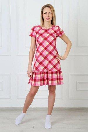 Платье 377 ягодка