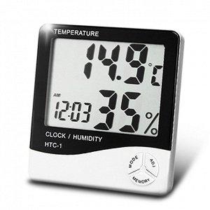 Гигрометр Гигрометр – прибор, который определяет уровень влажности воздуха в окружающем пространстве и тем самым играет достаточно важную роль, так как от этого показателя во многом зависит самочувств