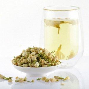 100% жасминовый чай, сухие цветы жасмина