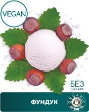 ORGANICbar Фундук на рисовом молоке 60гр./12шт СТАКАН    vegan