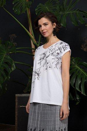 Фуфайка (футболка) жен