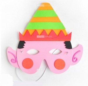 Набор для создания карнавальной маски