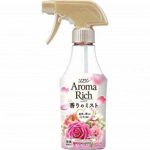 """Кондиционер-спрей для тканей с парфюмерным ароматом цветов и ягод """"Diana""""  (пульверизатор) 280 мл / 20"""