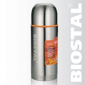 """Термос Biostal """"Спорт"""" NBP-1200 1,2л (узкое горло)"""