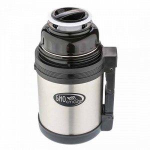 Термос Biostal NG-1000-1 1,0л (универсальный, складная ручка)