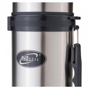 Термос Biostal NY-1500-2 1,5л (узкое горло,ручка)