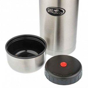 Термос Biostal NТ-1200 1,2л (широкое горло, суповой)