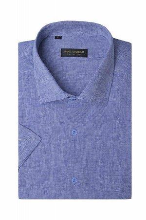Рубашка (лён+хлопок)