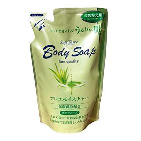 Крем-мыло для тела с экстрактом алоэ (глубоко увлажняющее)