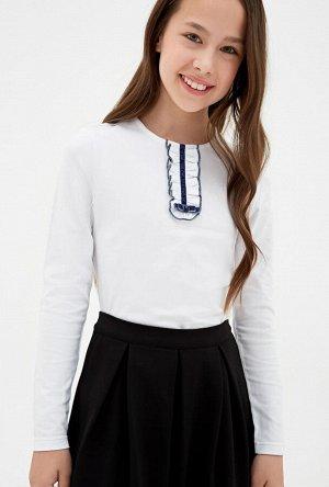 Блузка детская для девочек Sylvite белый