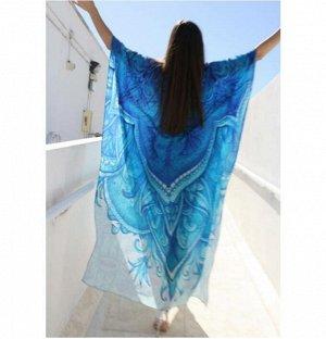 Пляжное платье цвет: НА ФОТО