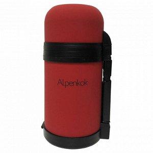 Термос универсальный 1 л ALPENKOK AK-10041M SOFT TOUCH