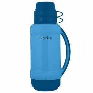 Термос 1,8 л Alpenkok AK-18024S синий