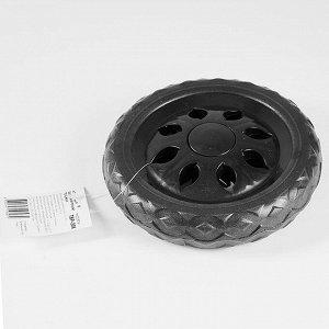 Колесо для багажной тележки (модель ТБР-20) диаметр 16 см ТБР-20К