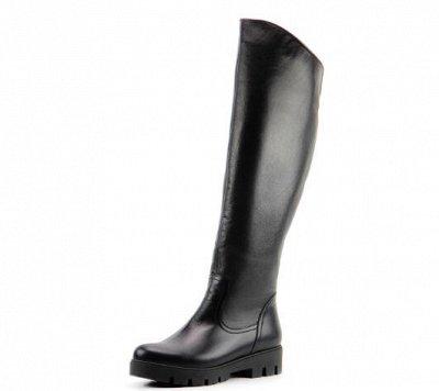 ~ED`ART - Стильная, комфортная обувь. Натуральная кожа. — Сапоги - Зима (мех/евромех) — Зимние