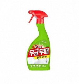 """Чистящее средство """"BISOL"""" для ванной от плесени (с ароматом трав)"""