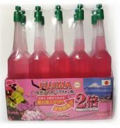 Удобрение-цвет розовый( для активации цветения) состав:азот, фосфор, калий, магний, биоактивные ферменты, витамин В.С, кислоты