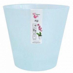 Горшок для цветов Фиджи Орхид 200 мм 4 л ING6197ГЛПЕ голубой перламутровый