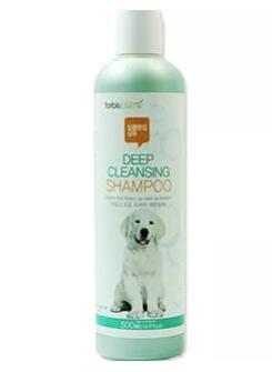 Классический глубоко очищающий шампунь для собак 0,5л