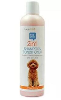 Классический шампунь-кондиционер 2 в 1(для собак) 0,5л