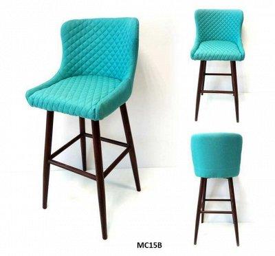 ★Мебель и Кресла-груши ★ 14 — Барные стулья, ткань, кож.зам. — Стулья и столы