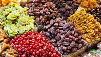 Натуральные сушенные фрукты из Вьетнама!Новинки — Фрукты и ягоды сушено-вяленые  — Сухофрукты