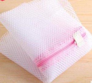 Мешок для стирки белья на молнии (р-р 50*60 см)