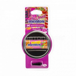 """Ароматизатор воздуха """"MENTOS"""" (FRUIT) на дефлектор MNT503"""