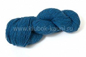 Прибалтийская пряжа KAUNI Solid Medium-Blue (Светло-синий) 8/2, шерсть, 2 пасмы 246 + 226 гр.