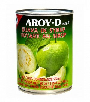 Гуава в сиропе AROY-D