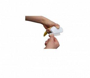 Фурминатор Фурминатор для домашних животных, который можно использовать каждый день, не повреждая кожу или волосы вашего питомца. Отрегулировать длину щетки в соответствии с длиной волос питомца и уда