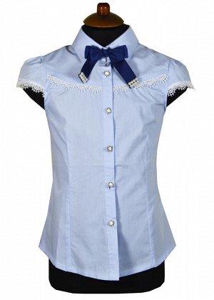 Блузка Deloras C61926S Голубой