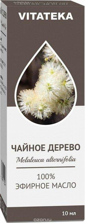 Масло Чайного Дерева Эфирное