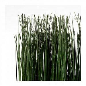 ФЕЙКА Искусственное растение и кашпо, трава