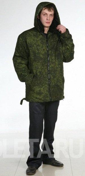 Спецодежда зимняя. Куртка мужская