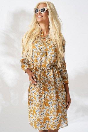 Стильное платье на 44 русск.Цена снижена!