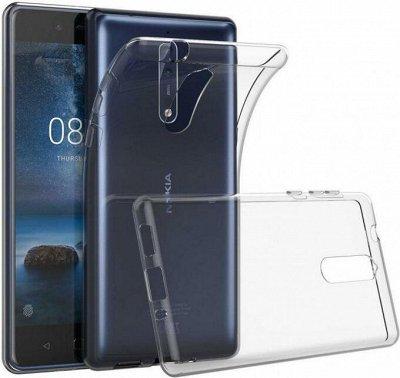 Защитные стекла Glass и аксы!  Дарим подарки за заказ🎁   — Силиконовые чехлы для NOKIA — Для телефонов