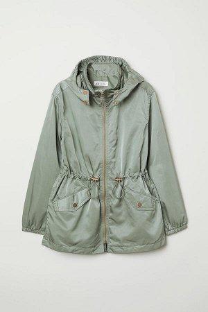 куртка Зеленый