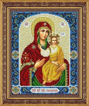 Набор (вышивка бисером) Пр.Богородица Смоленская