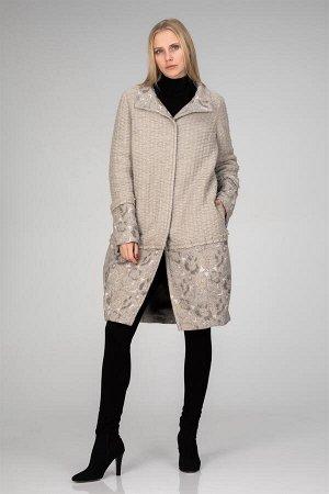 Пальто утеплен