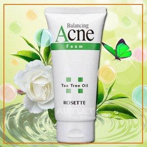 """""""Acne Foam"""" Пенка для умывания для проблемной кожи с натуральным маслом чайного дерева"""