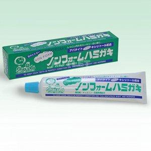 """""""Binotomo"""" Зубная паста для защиты от кариеса и зубного камня отбеливающая  без образования пены"""