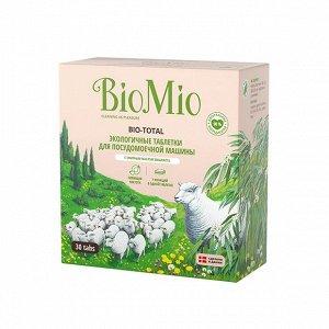 BioMio Bio-Total Таблетки д/посудомоечной машины с маслом эв