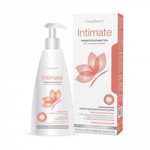 Compliment Intimate Гель д/интимной гигиены с пребиотиками /250