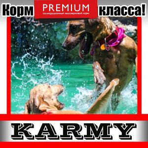 Karmy - корм для собак и кошек премиум класса! №30 — Karmy MEDIUM&MAXI  — Для собак