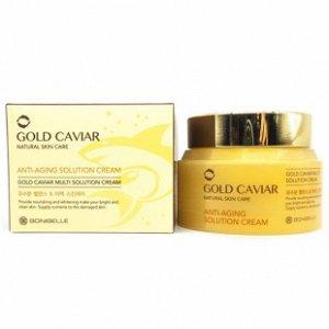 Bonibelle Cold Caviar Anti-Aging Solution Cream Антивозрастной многофункциональный крем с экстрактом икры 80мл