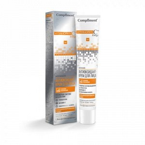 Compliment Vitanorm C+Energy Ночной антиоксидант-крем д/лица /50