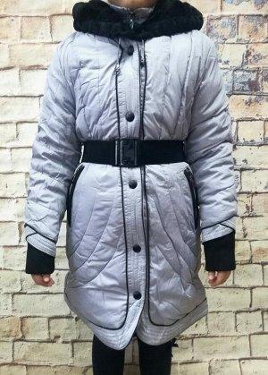 Пуховик Пальто зимнее. Наполнитель синтепон,  Идут в размер.