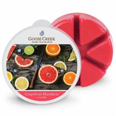 Аромасвечи VOLUSPA💕Волшебный аромат Вашего дома — Goose Creek воск для аромаламп